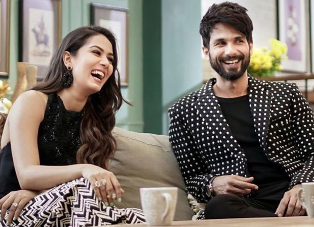 Mira Rajput takes call on Shahid Kapoor's pose for his Madame Tussauds wax statue