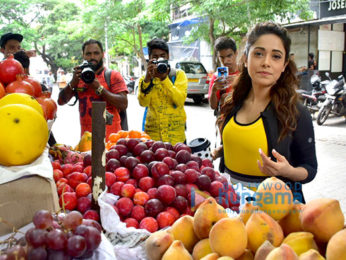 Nushrat Bharucha snapped in Bandra