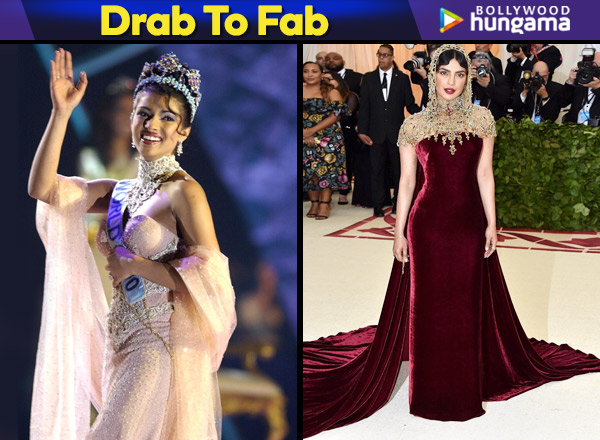 Priyanka Chopra Drab To Fab Style
