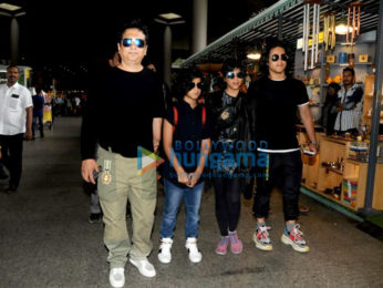 Ranveer Singh, Arjun Kapoor, Bhumi Pednekar, Huma Qureshi and others snapped at the airport