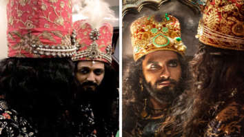 Riteish Deshmukh turns Hilji, inspired by Ranveer Singh's Khilji