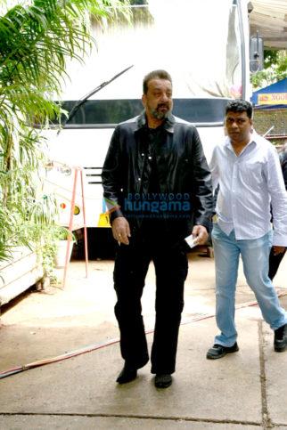 Sanjay Dutt snapped promoting Saheb Biwi Aur Gangster 3