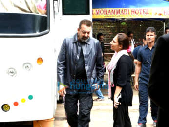 Sanjay Dutt snapped promoting Saheb Biwi Aur Gangster 3