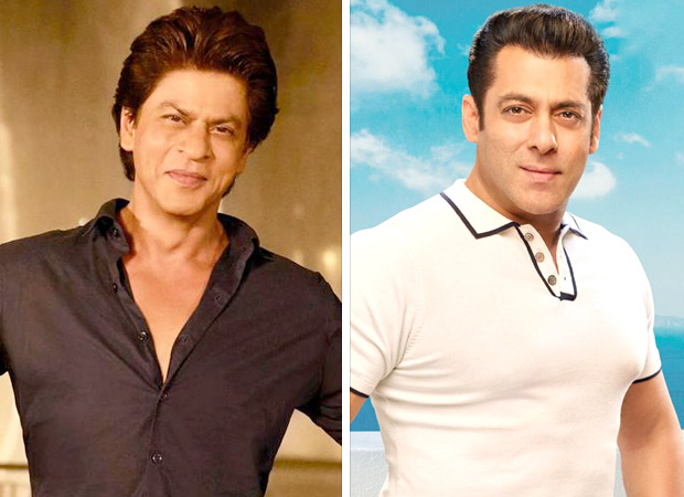 Shah Rukh Khan and Salman Khan to come together and here's why