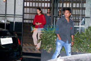 Shahid Kapoor and Mira Rajput snapped in Andheri