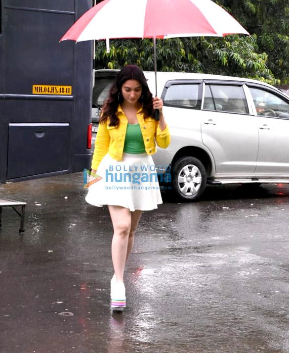 Tamannaah Bhatia snapped at an ad shoot at Filmcity (6)