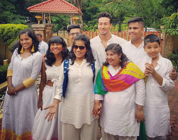 Tiger Shroff to feature in a music video with 6 Pack Band 2.0 and differently abled children