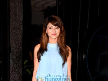 Urvashi Rautela snapped at B Lounge
