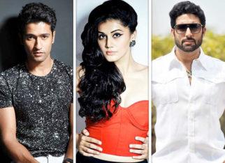 Vicky Kaushal, Taapsee Pannu, Abhishek Bachchan starrer Manmarziyaan to premiere at Toronto International Film Festival 2018