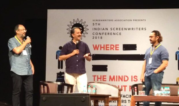 Aamir Khan announces the second edition of India's biggest script contest