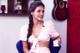 Aisha Sharma I can be comfortable with what I am wearing BUT… Satyameva Jayate
