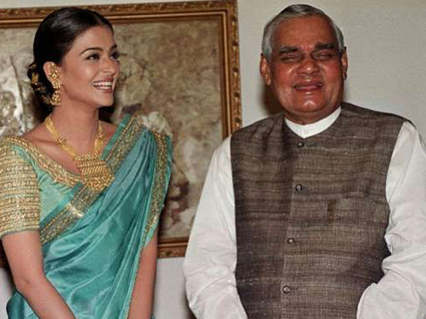 Aishwarya Rai Bachchan pays a special ode to late Atal Bihari Vajpayee with these throwback pictures