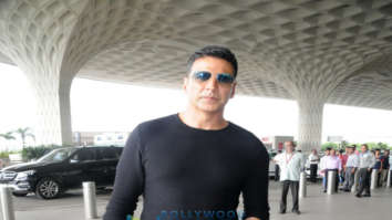 Akshay Kumar, Mandana Karimi and others snapped at Mumbai airport