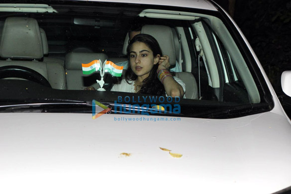 Alia Bhatt, Parineeti Chopra, Sara Ali Khan and others snapped at Priyanka Chopra's house (3)