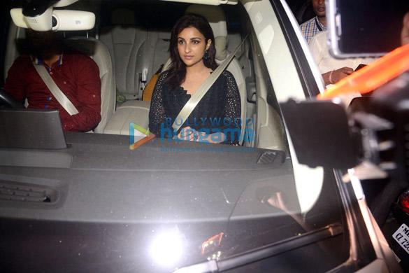 Alia Bhatt, Parineeti Chopra, Sara Ali Khan and others snapped at Priyanka Chopra's house (4)