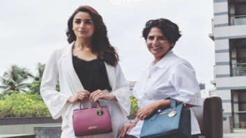 Alia Bhatt launches her own line of handbags in association with Caprese