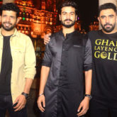 Amit Sadh, Vineet Singh & Sunny Kaushal talk about their roles in 'Gold'