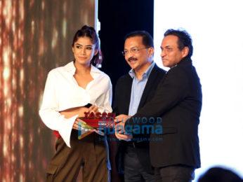 Amrita Rao graces Tassel Fashion show