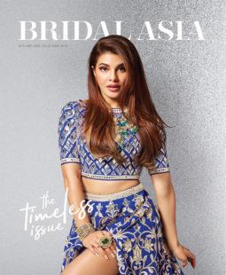 Jacqueline Fernandez On The Cover Bridal Asia