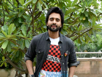 Cast of Mitron snapped promoting their film