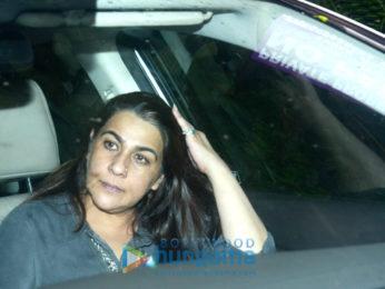 Celebs grace Sara Ali Khan's birthday bash