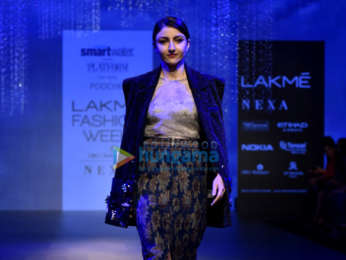 Dia Mirza, Rajkummar Rao and others snapped at the Lakme Fashion Week 2018
