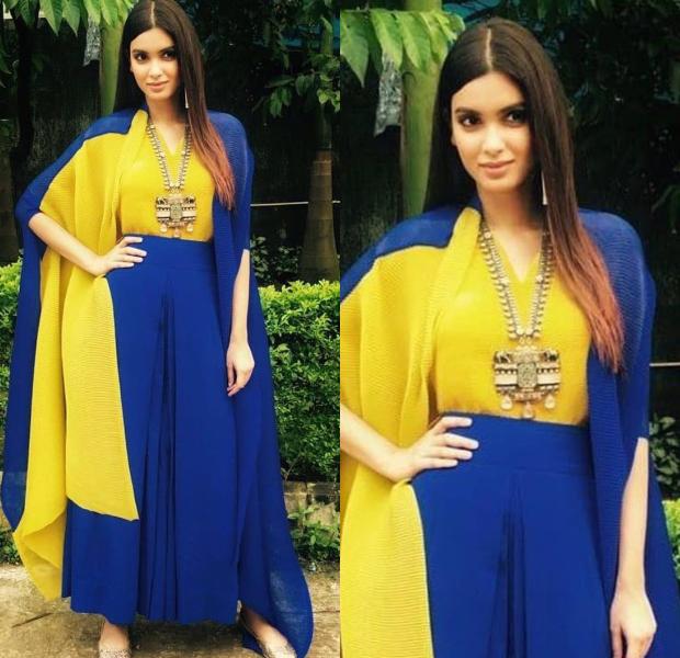 Diana Penty Promotional Style for Happy Phirr Bhag Jayegi (9)