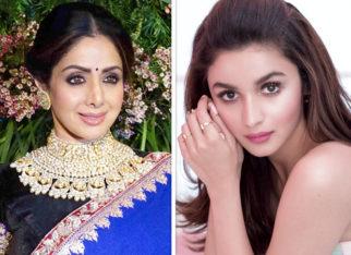 Did you know Sridevi's passing away had a DEVASTATING effect on Alia Bhatt