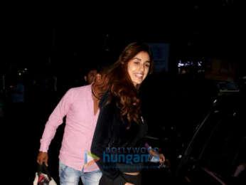 Disha Patani and Hansika Motwani snapped at Bandra