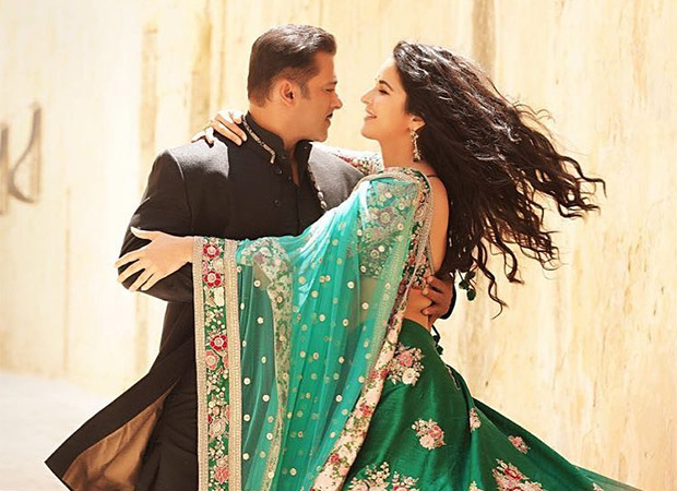 FIRST LOOK Bharat couple Salman Khan and Katrina Kaif in a ROMANTIC pose
