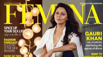 Gauri Khan On The Cover Of Femina