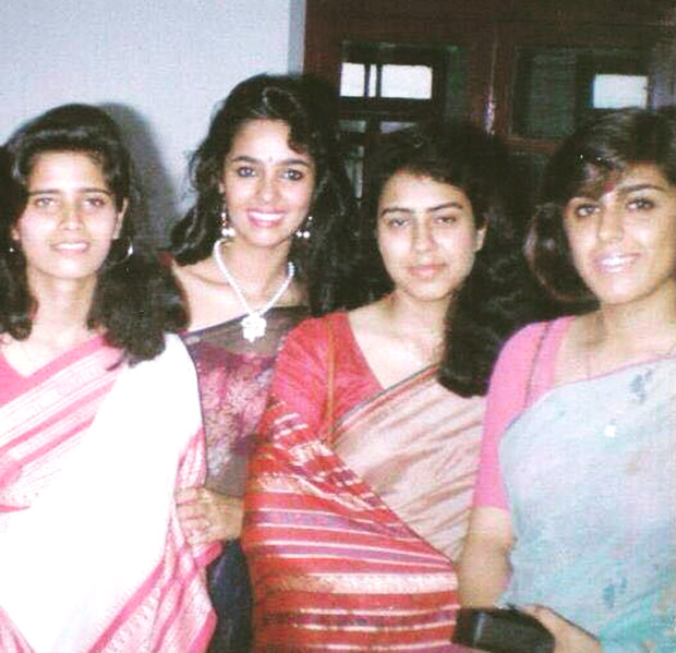 Flashback Friday Mallika Sherawat shares a NOSTALGIC memory of her picture with her school buddies