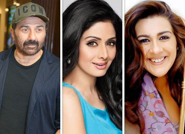 Flashback Friday When Sunny Deol opened up about 'new girl' Sridevi and threatened to HIT any reporter misreporting his AFFAIR with Amrita Singh (watch video)
