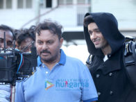 On The Sets Of The Movie Genius
