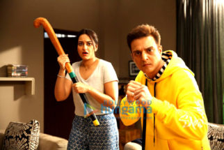 Movie Stills Of The Movie Happy Phirr Bhag Jayegi