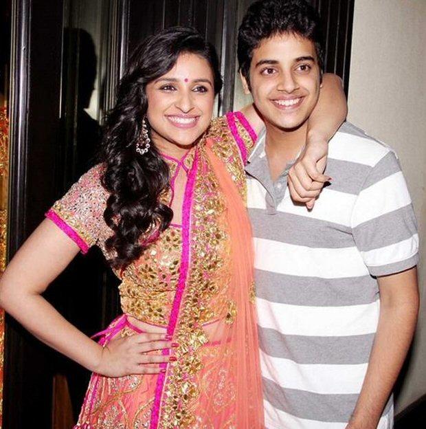 Here's how Parineeti Chopra helped her brother Sahaj Chopra for his venture