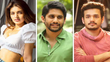 Here's what Nidhhi Agerwal has to say about Nagarjuna's sons, Naga Chaitanya and Akhil Akkineni