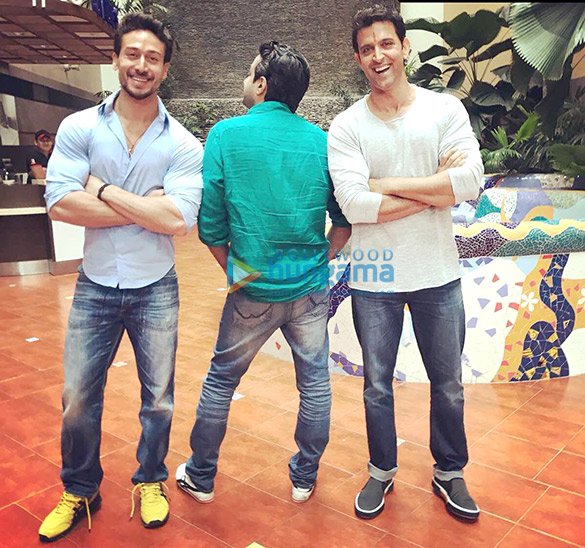 Hrithik Roshan and Tiger Shroff's untitled next