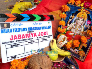 On The Sets Of The Movie Jabariya Jodi