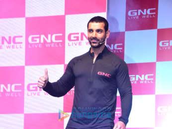 John Abraham announced as brand ambassador of wellness brand GNC