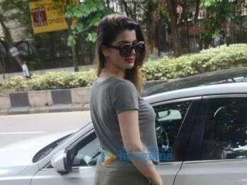 Kainath Arora snapped in Bandra