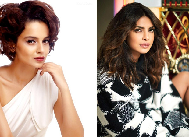 Kangana Ranaut opens up about being UPSET with Priyanka Chopra for not giving her engagement news