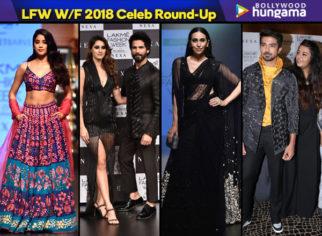 Lakme Fashion Week Winter Festive 2018 Day 3 Celeb round up