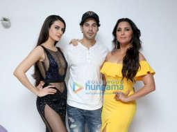 Lara Dutta, Dino Morea and Mandana Karimi snapped attending Miss Diva Goa