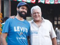 On The Sets Of The Movie Lashtam Pashtam