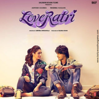 First Look Of The Movie Loveratri