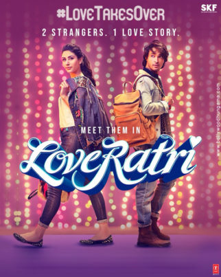 First Look Of Loveratri