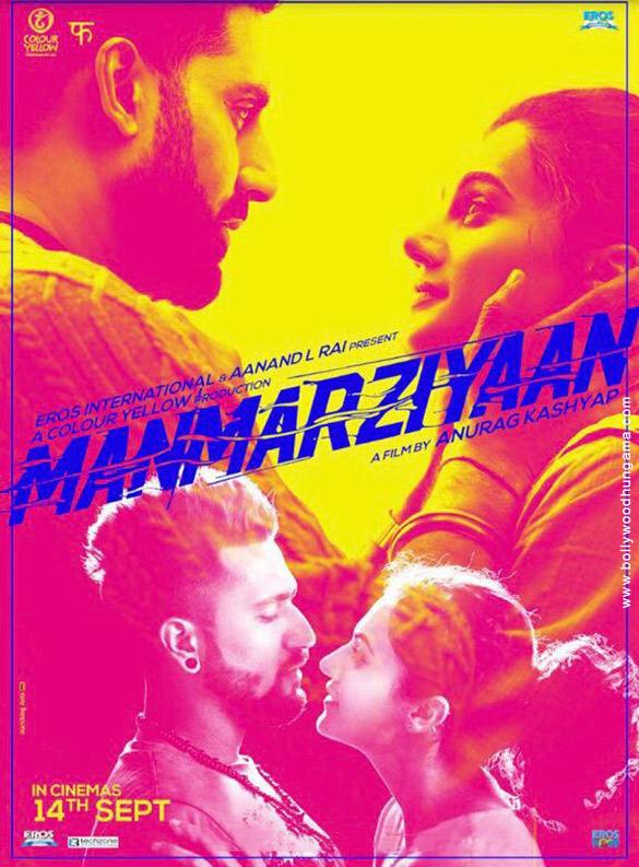 MANMARZIYAAN (2018) con ABHISHEK BACHCHAN + Jukebox + Esperando Sub. Manmarziyaan