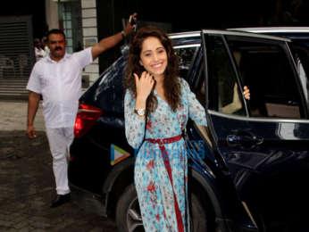 Nushrat Bharucha spotted in Bandra