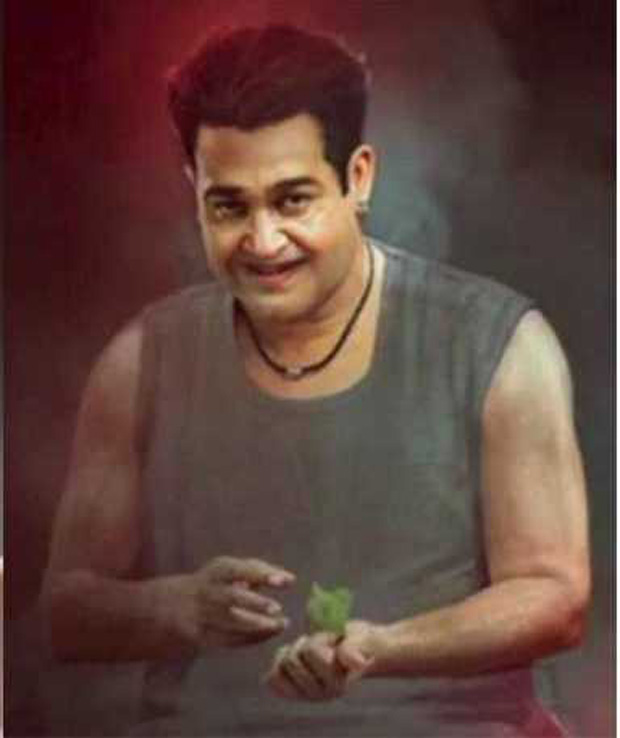 Odiyan Mohanlal looks SHOCKINGLY unrecognizable in this picture from his next